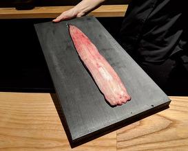 Dinner at Unagi-Ya Hachibei