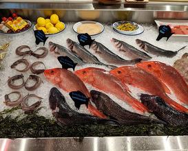 Dinner at Mercado Little Spain