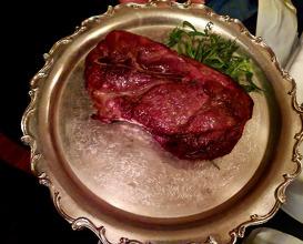 Dinner at Beatrice Inn