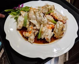 Dinner at Guan Fu Szechuan 官府川菜