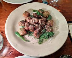 Dinner at BARBUTO