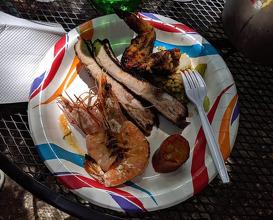 Dinner at Popina