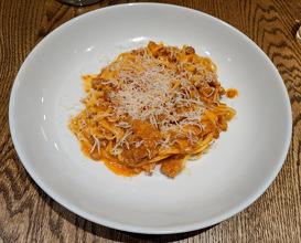Dinner at Rezdôra Osteria Emiliana