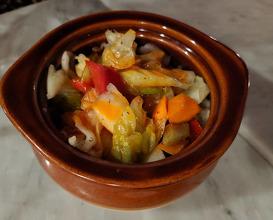 Dinner at MáLà Project