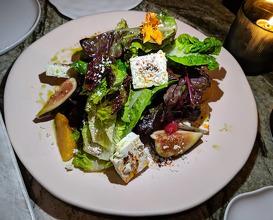 Dinner at 610 Lexington Avenue