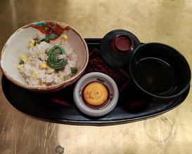 Dinner at Tsukimi