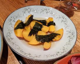 Dinner at Momofuku Nishi