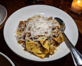 Dinner at L'Artusi