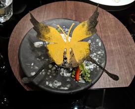 Dinner at Shun NYC