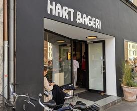 Dinner at Hart Bageri