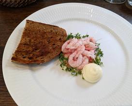 Dinner at Restaurant Kanalen