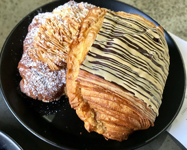 Breakfast at Lune Croissanterie CBD