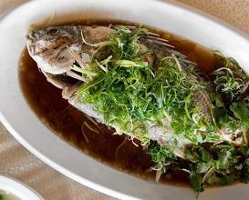 Dinner at 通記海鮮酒家