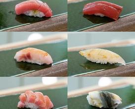 Dinner at Yui Edomae sushi