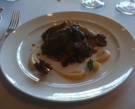Meal at Gidleigh Park