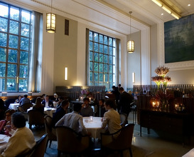 Meal at Eleven Madison Park