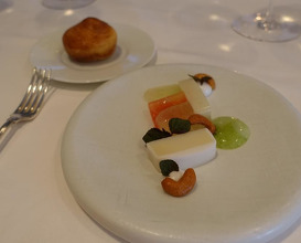 Meal at The French Laundry