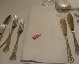 Meal at Wiltons
