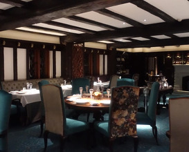 Meal at The Latymer