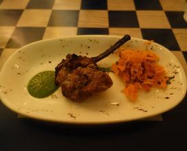 Meal at Jamavar