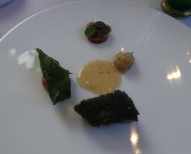 Meal at Bibendum