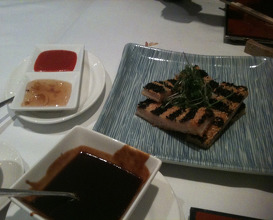 Meal at Kai