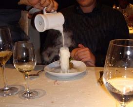 Meal at Arzak