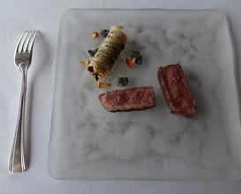 Meal at Akelarre