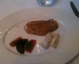 Meal at Galvin La Chapelle