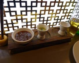 Meal at A Wong