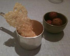 Meal at Murano
