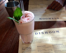 Meal at Dishoom