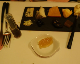 Meal at Fraiche