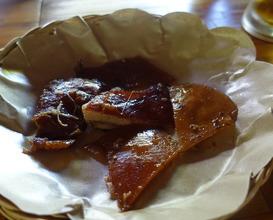 Meal at Ibu Oka