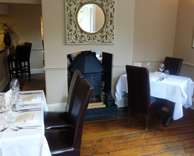 Meal at The Harrow at Little Bedwyn