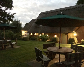 Meal at The Red Lion Freehouse