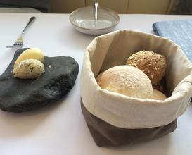 Meal at Restaurant James Sommerin
