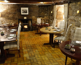 Meal at The Cellar
