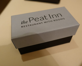 Meal at The Peat Inn