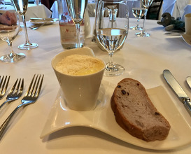 Meal at Kinloch Lodge