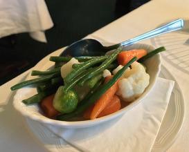 Meal at Tyddyn Llan