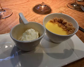 Meal at Eneko at One Aldwych