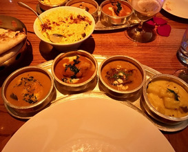 Meal at Veeraswamy