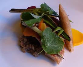 Meal at Sir Charles Napier