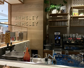 Meal at Hemsley & Hemsley Cafe