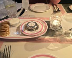 Meal at Bob Bob Ricard