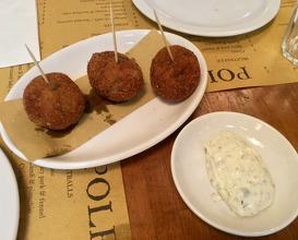 Meal at Polpo