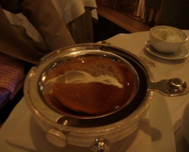 Meal at Alain Ducasse at The Dorchester