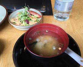 Meal at Benihana