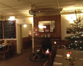 Meal at The Sportsman
